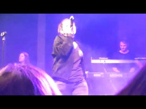 Alessia Cara Speech & Scars To Your Beautiful Live Electric Brixton 2016