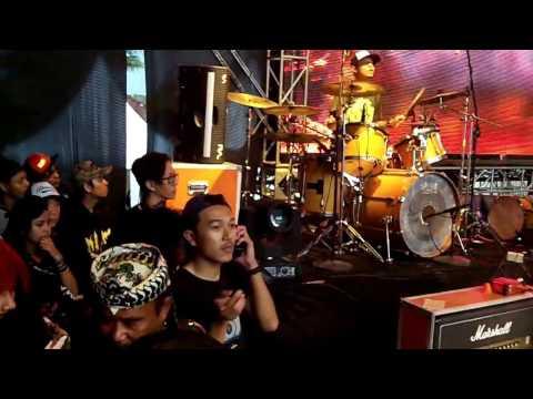 UNDERGOD - DEBUS #part 1 Live Hellprint-United DAY V 2017
