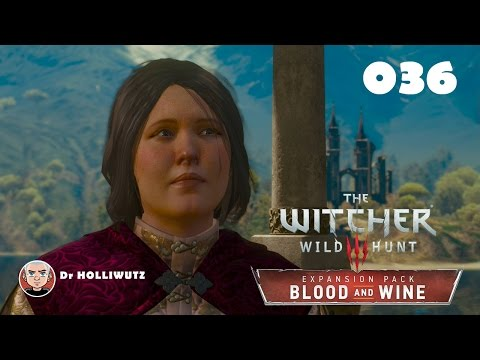 Blood and Wine #036 - Füsse kalt wie Eis [XBO][HD] | Let's play The Witcher 3