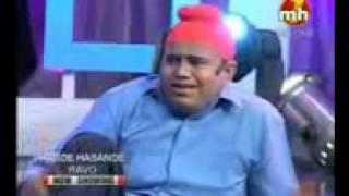 Comedy Karamjit anmol and Soni Sidhu MH1 ( Hasde Hasande Haho )