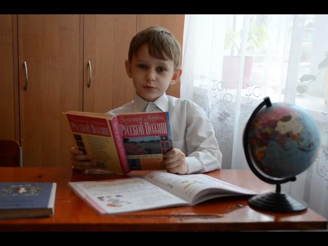 Изображение предпросмотра прочтения – ОлегЮнкевич читает произведение «Весна (Зима не даром злится…)» Ф.И.Тютчева