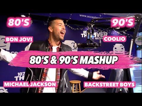 80s & 90s Mashup | Michael Constantino