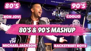 80's & 90's Mashup | Michael Constantino