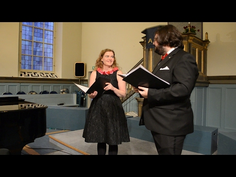 Dirait-on In E Major – Eva-Karin Johansson & Benjamin Tayehanpour
