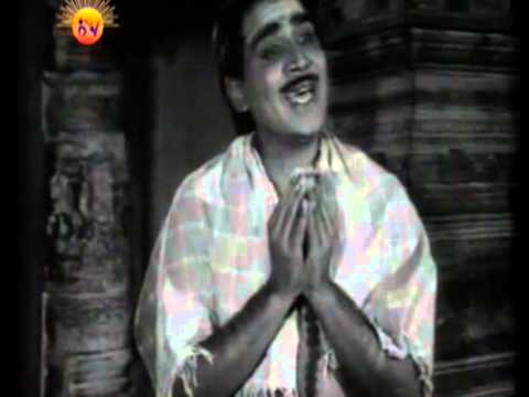 Dr Balamuralikrishna's singing in old Kannada movie Subba Shastri 1966