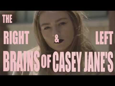 The Right & Left Brains of Casey Jane's  Episode 1
