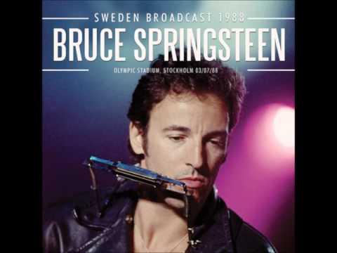 BRUCE SPRINGSTEEN-SWEDEN BROADCAST 1988