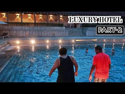 Luxury Hotel Room With A Swimming Pool Part 2 Youtube