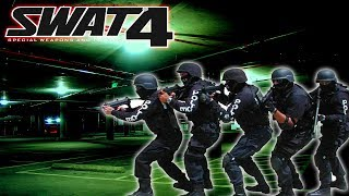 SWAT 4 ELITE EP 5 - VICTORY IMPORTS AUTO CENTER (GAMEPLAY EN ESPAÑOL)