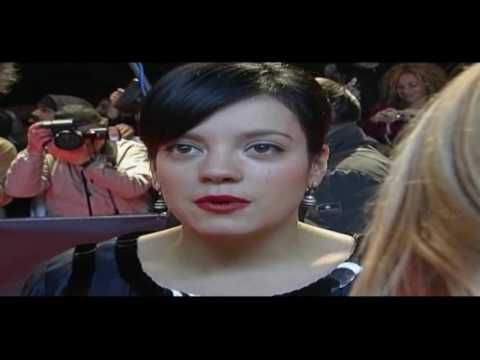 Lily Allen | Lily Allen and Friends, on BBC Three | Hollywood Rocks