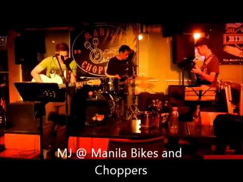 muli by rj Jacinto cover live at manila bike and choppers