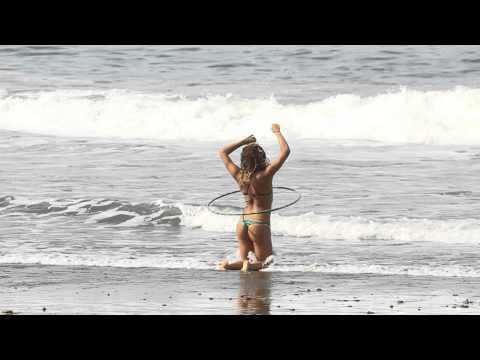 GoPro: Hula Hoop Yoga Girl