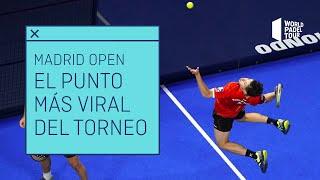 El punto más viral del Adeslas Madrid Open 2021 | World Padel Tour