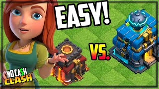 Town Hall 10s CRUSH Town Hall 12 with THIS Strategy!