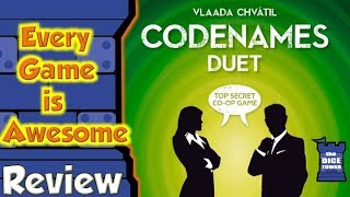 Every Game is Awesome - Codenames Duet