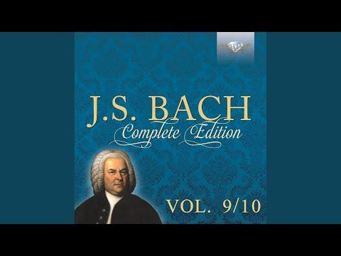 Herr Christ, der einig' Gott's Sohn, BWV 96, Chorale Cantata (Chorus)