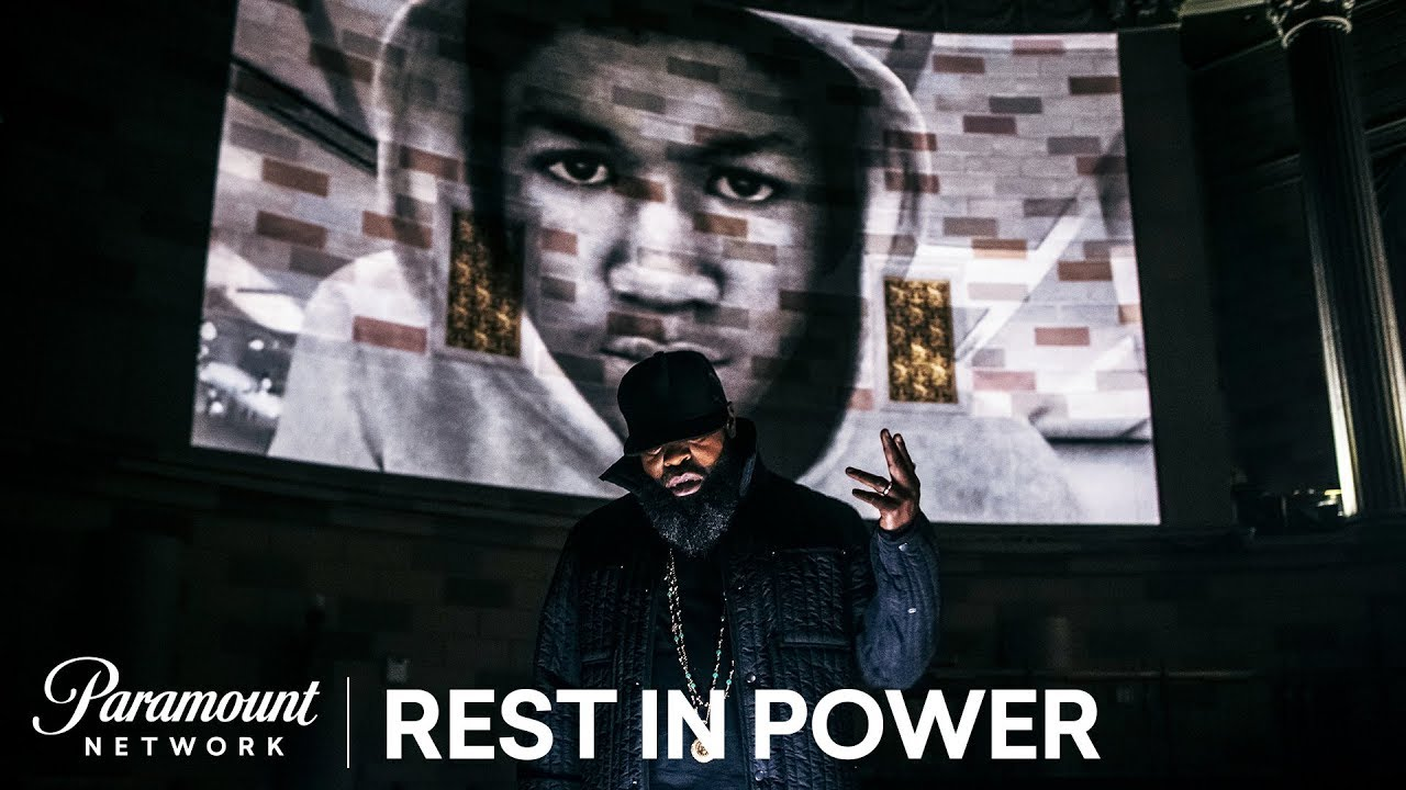 """Download Black Thought – """"Rest in Power"""" Music Video 