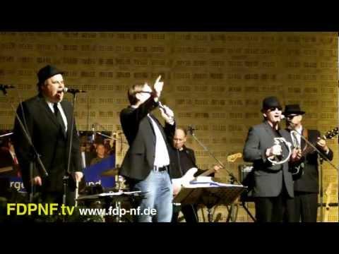 "FDPNF.tv - #FDProcks ""Sweet Home Schleswig-Holstein"" | Olli-K&theSt.Jürgen-Blues-Band"