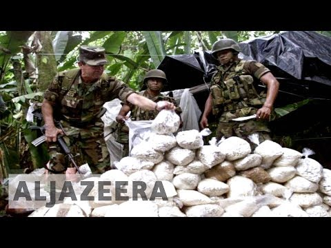Colombia's surge in cocaine production hinders security efforts