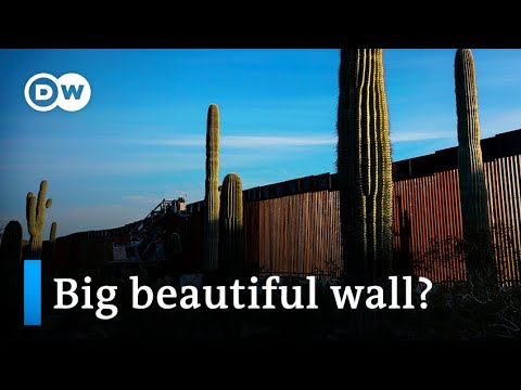 what-is-the-impact-of-trump's-border-wall?-|-dw-news