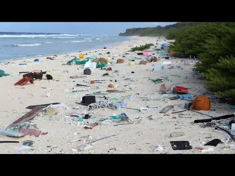 The Pacific island which is 'world's worst polluted'