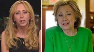 A.J. Delgado: Clinton is the 'dangerous, reckless' candidate 2017 Video