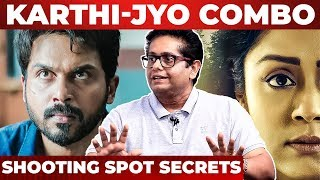 Thambi Director Jeethu Joseph Interview