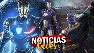 ¡MARVEL TRAMA ALGO GRANDE! Filtraciones de R.E.S.C.U.E. en Avengers 4