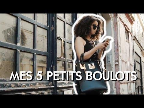MES 5 PETITS BOULOTS - COMMENT LES TROUVER || Léna Situations