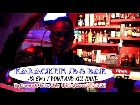 Karaoke Pub / Bar, Turin, Italy.