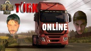 Euro Truck Simulator 2 Türkçe Online | Kötü Espiriler