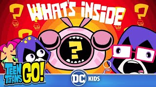 Teen Titans Go! | What's Inside of Silkie | DC Kids
