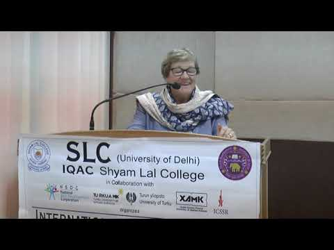 SLC (University of Delhi), International Winter School, Part-C(2/3) 5th March,2018