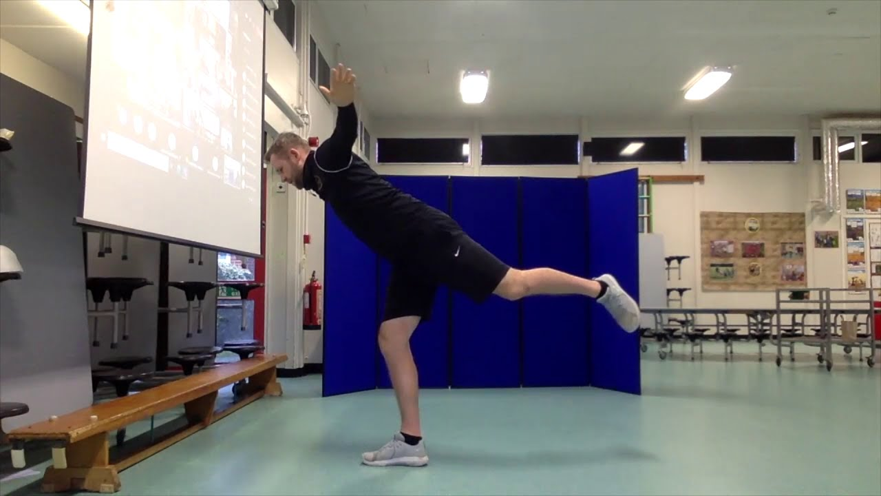 Get Active Today! Our Partners ICS Coaching have uploaded a P.E lesson for you.