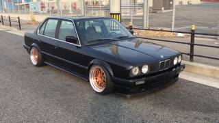 BMW E30 sedan
