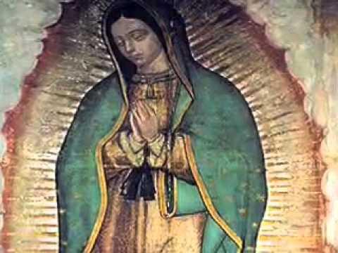 Juan Diego Y La Virgen De Guadalupe >> Virgen de Guadalupe eligió a Juan Diego por su humildad - YouTube