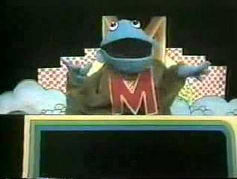 The Letter People - Meet Mr. M