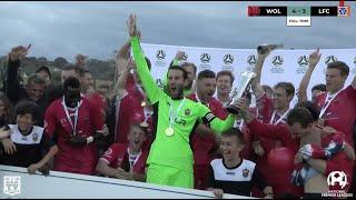 NPL 2019 Grand Final Match Highlights: Wollongong Wolves v Lions FC