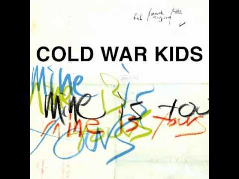 Cold War Kids - Royal Blue