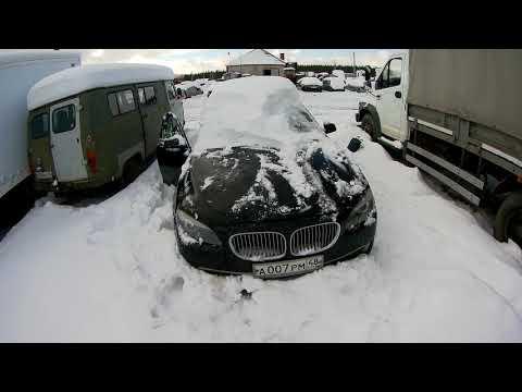 BMW 745. Печаль.