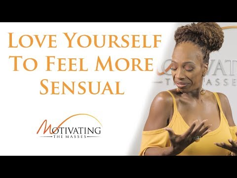 Lisa Nichols - Why You Must Love Yourself To Feel More Sensual