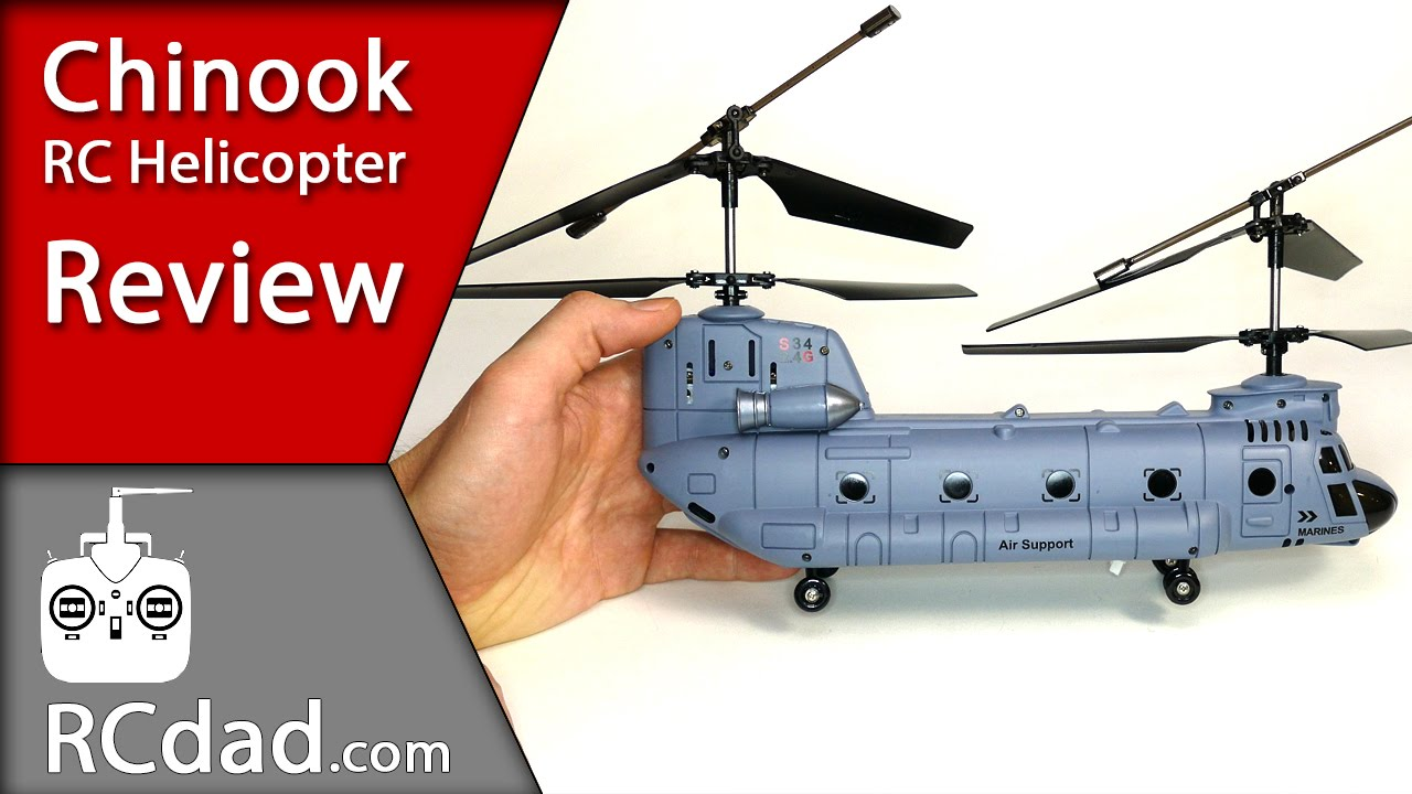 hight resolution of big rc helicopter chinook syma s34