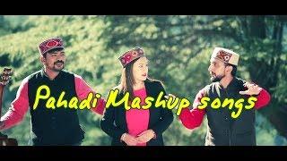 New Pahadi Mashup 2018 By Pahadi Topi Boys || Jai Himachal ||