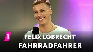 Felix Lobrecht: Fahrradfahrer