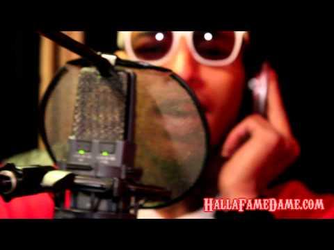 VLOG: Halla Fame Dame - Krazy Figz Studio @ NC MUSIC FACTORY