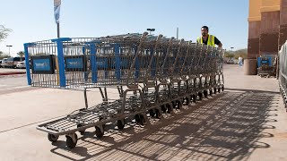 Pointless inventions: Smart mattress 'Smarttress'; Self-driving shopping carts - Compilation