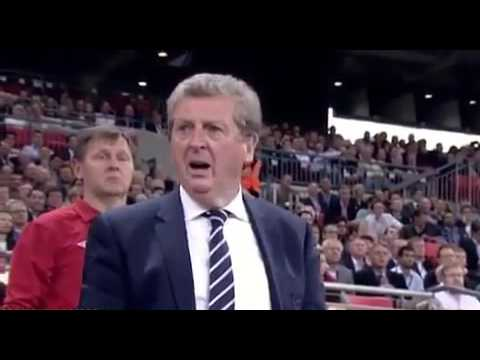 Roy Hodgson 'What's going on here?!'