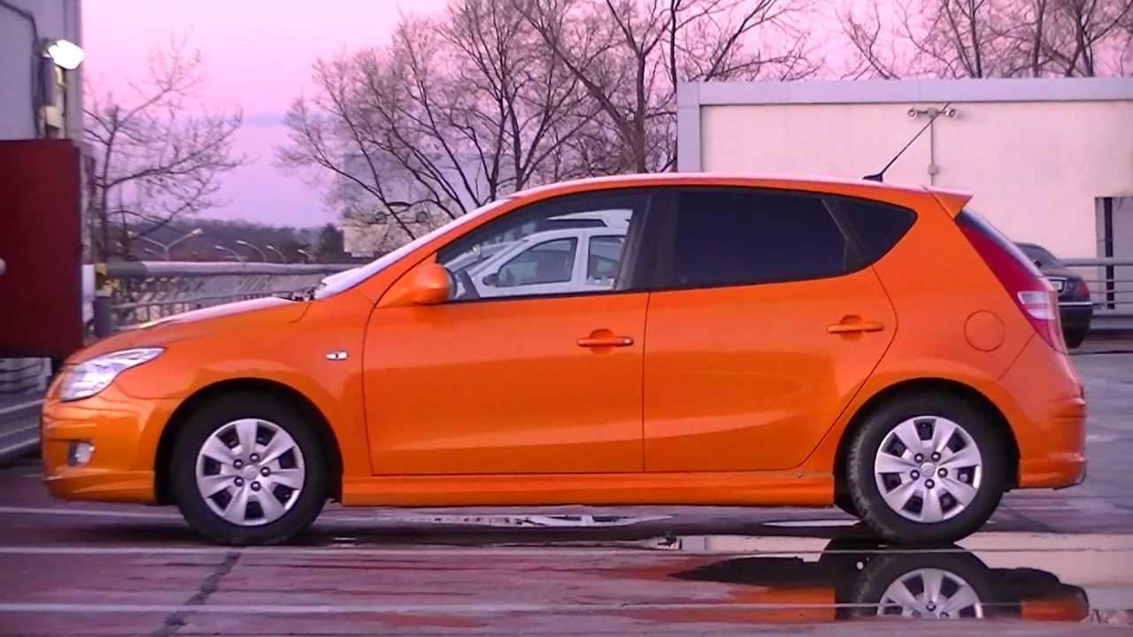 Hyundai Orange