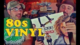 80s VINYL | The ATTIC DWELLERS