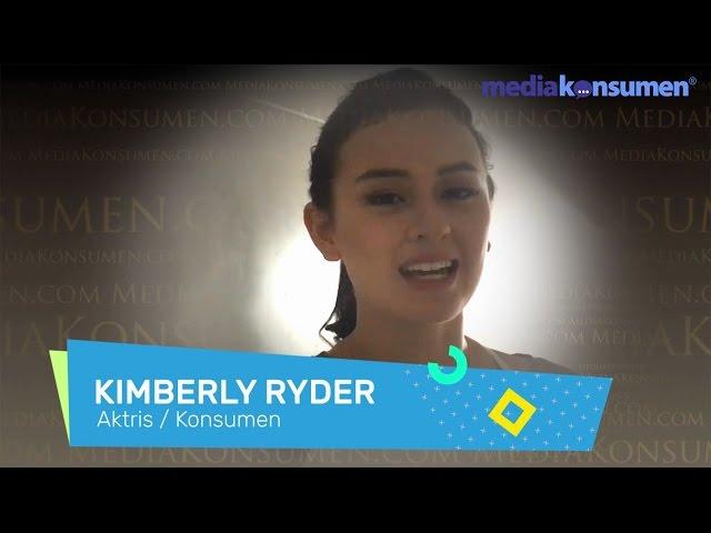 Kimberly Ryder tentang MediaKonsumen: